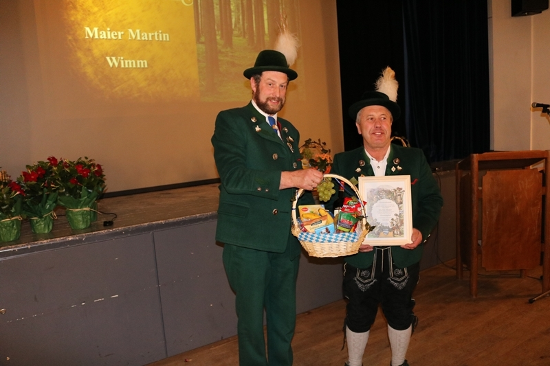 50 Jahre Maier Martin