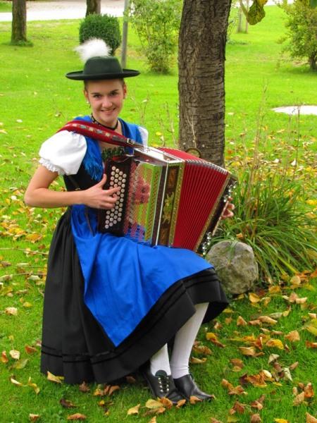 Vereinsmusikantin