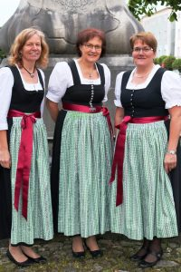 Kayer Sängerinnen
